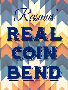 Rasmus Real Coin Bend - magic