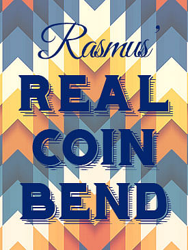 Rasmus Real Coin Bend - magic