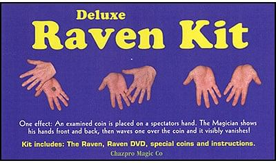 Raven Kit  w/Online Instructions - magic