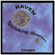 Raven Shrinking Quarter - magic