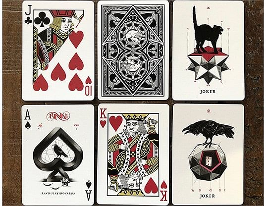 Ravn Eclipse Playing Cards