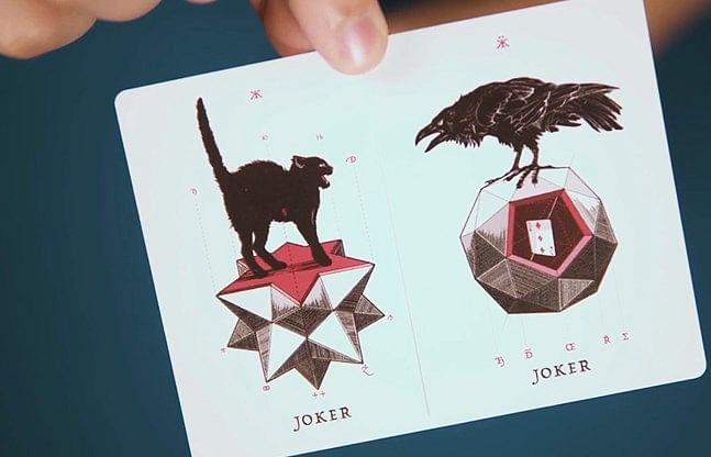 Ravn Mani Playing Cards Designed