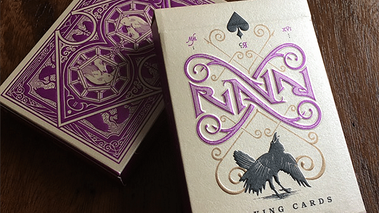 Ravn Purple Haze Playing Cards - magic