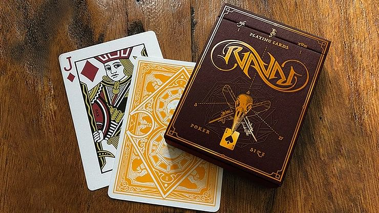 Ravn Sol Playing Cards - magic