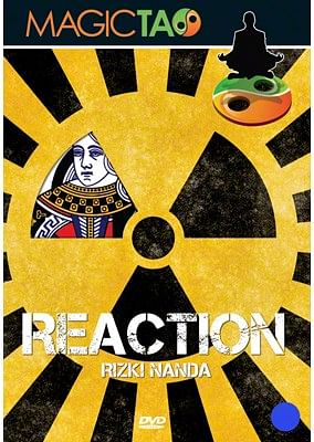 Reaction  DVD and Gimmick - magic