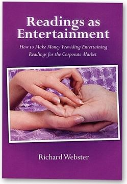 Readings as Entertainment - magic