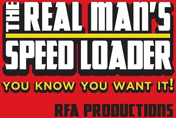Real Man Speed Loader Plus Wallet - magic