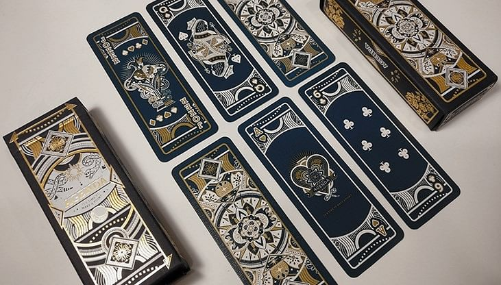 Redux Go Portable Playing Cards