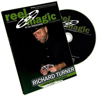 Reel Magic Quarterly - Episode 9  - magic
