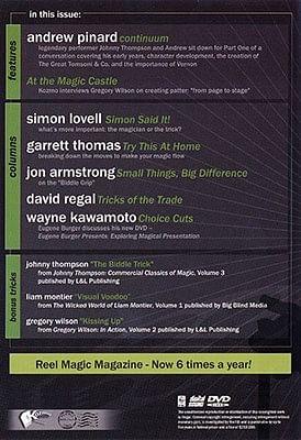 Reel Magic Quarterly - Episode 5