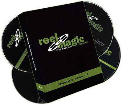Reel Magic Year One - magic