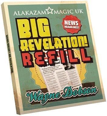 Refill Big Revelation - magic