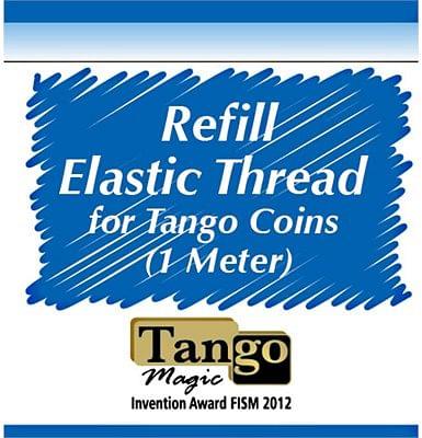 Refill Elastic Thread for Tango Coins - magic