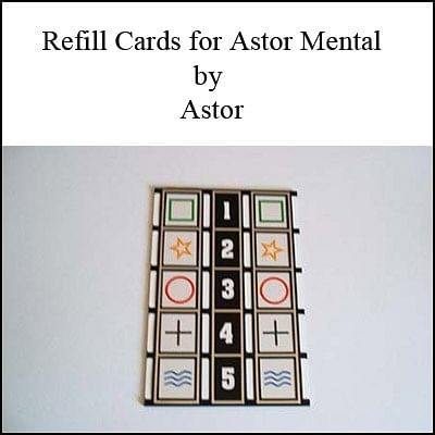 Refill for Astor Mental - magic