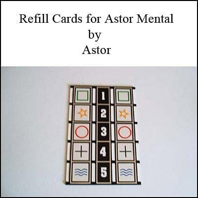 Refill for Astor Mental - magic
