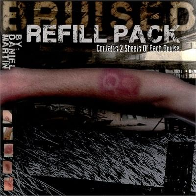 Refill for Bruised - magic