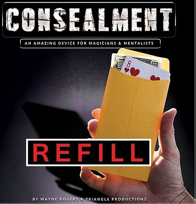 Refill for ConSealment (10 pack) - magic