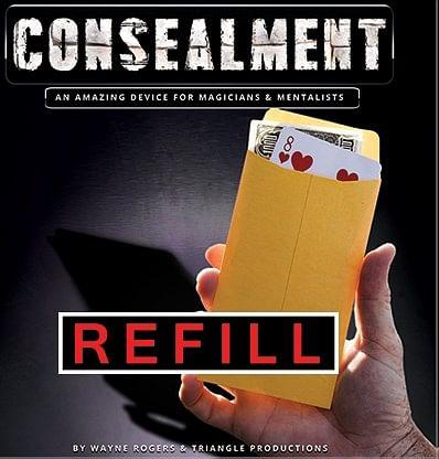 Refill for ConSealment (10 pack) - magic