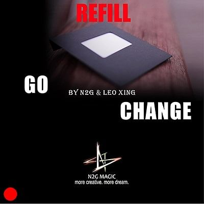 Go Change Refill - magic
