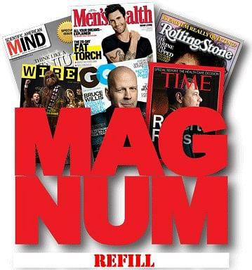 Refill for Magnum - magic