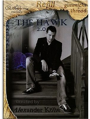 REFILL for Paul Harris Presents The Hawk 2.0 - magic