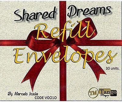 Refill for Shared Dreams - magic