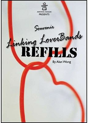 REFILL for Souvenir Linking Loverbands - magic