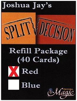 REFILL for Split Decision - magic