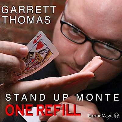 Refill for Stand Up Monte - magic