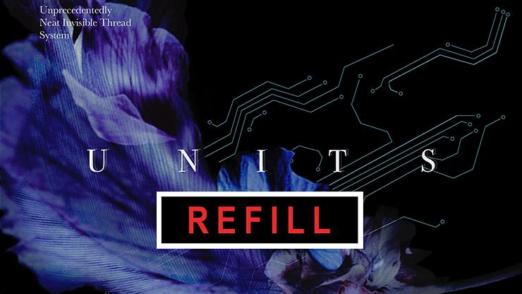 Refill for UNITS - magic