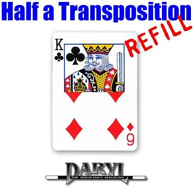 REFILL Half A Transposition - magic