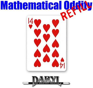REFILL Mathematical Oddity - magic
