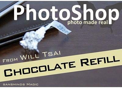Photoshop - Chocolate Refill Pack - magic