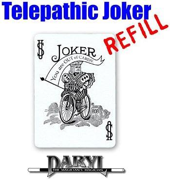 REFILL Telepathic Joker - magic
