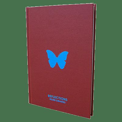 Reflections book - magic