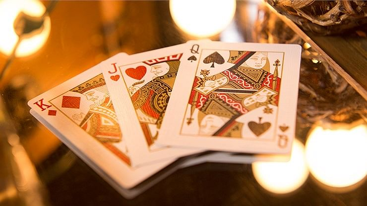 Regalia Playing Cards