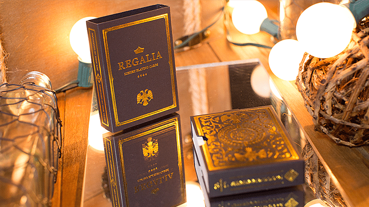 Regalia Playing Cards - magic