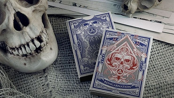 Reincarnation Playing Cards (Classic Edition) - magic
