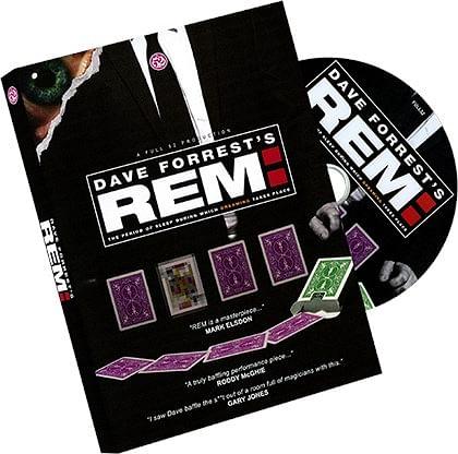 REM (DVD and Gimmicks) - magic