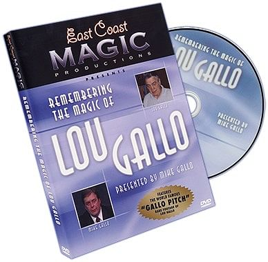 Remembering The Magic Of Lou Gallo - magic