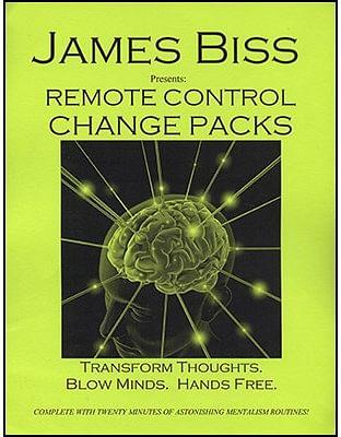 Remote Control Change Pack - magic