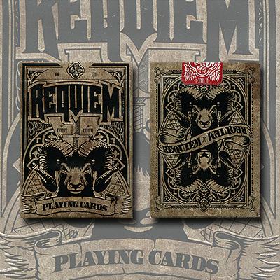 Requiem Deck (Autumn) - magic