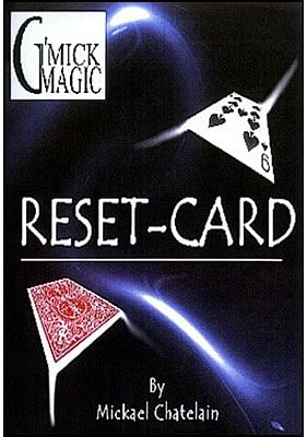 Reset Card - magic