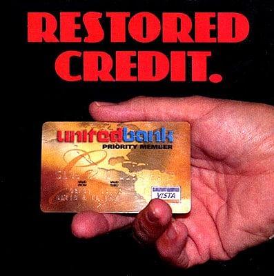 Restored Credit - magic