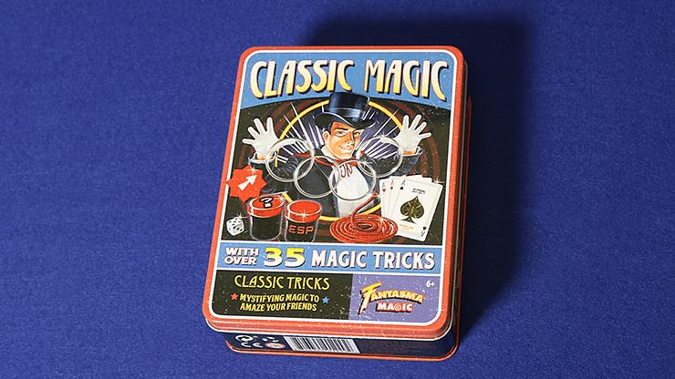 Retro Classic Magic Kit - magic