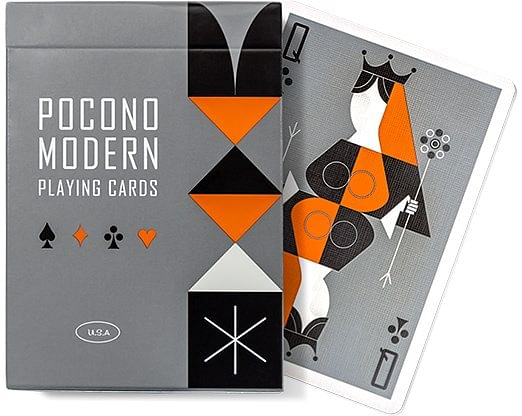 Retro Deck  Playing Cards