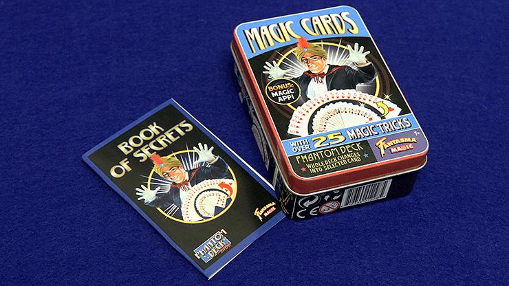Retro Phantom Deck Kit - magic