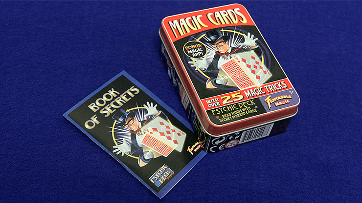 Retro Psychic Deck Kit - magic