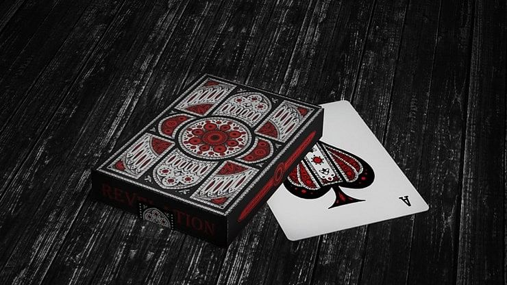 Revelation Playing Cards