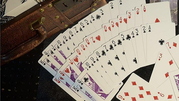 Revelation Playing Cards (White)